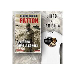PAK CAMISETA + LIBRO PATTON