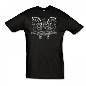 Camiseta Guerra y Asedio a...