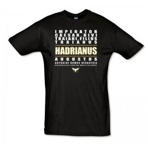 Camiseta Emperador Adriano