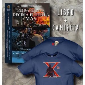 PACK LIBRO X MAS + CAMISETA