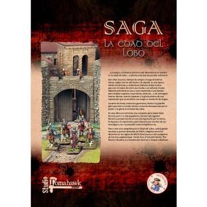 SAGA-LA EDAD DEL LOBO