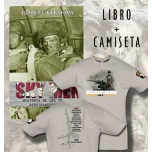 PACK CAMISETA + LIBRO: SKY...