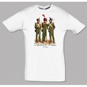 Camiseta Regimiento Nassau....