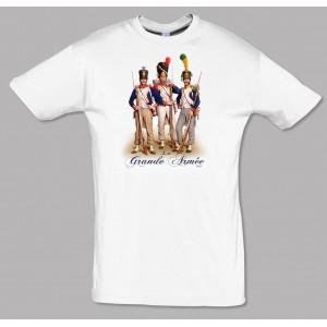 Camiseta La grande armee....